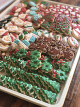 Load image into Gallery viewer, Assorted Mini Christmas Cookies | Christmas Flash Sale