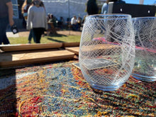 Load image into Gallery viewer, Waco Wine Glass