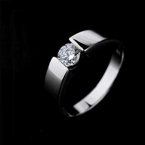 Only You Solo Solitaire Ring