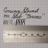 Conway Stewart Triple Band (Black)