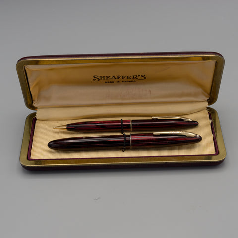 Sheaffer Balance Craftsman (Carmine)