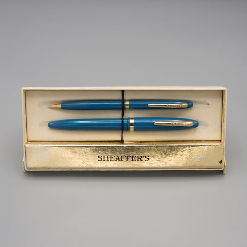 "Sheaffer Cadet ""Tip-Dip"" (Blue)"