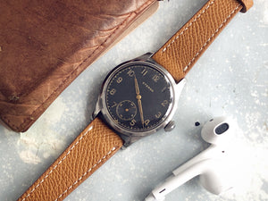 ETERNA MILITARY SMALL SECOND. REF: 3327751