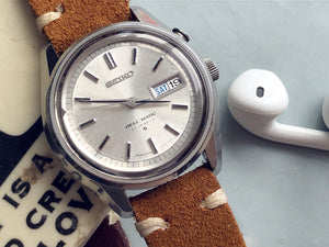 VINTAGE SEIKO BELL-MATIC 4006-7012