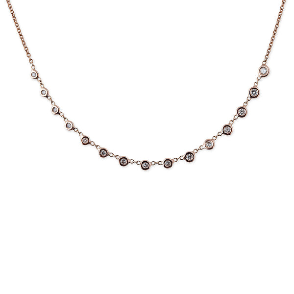 15 DIAMOND EMILY NECKLACE