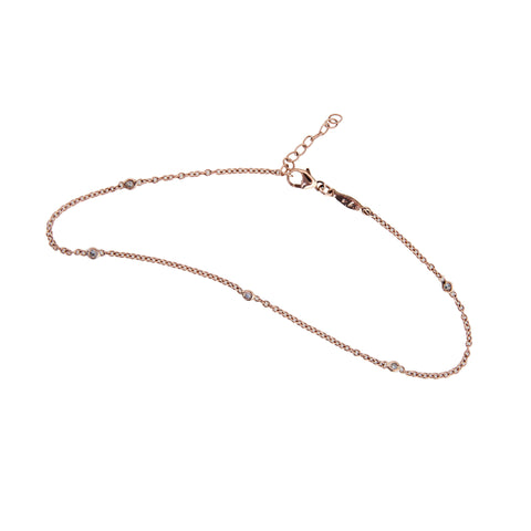 disk jewelry diamond shay full chains pave hand body anklet disc sa dangle drop anklets fine