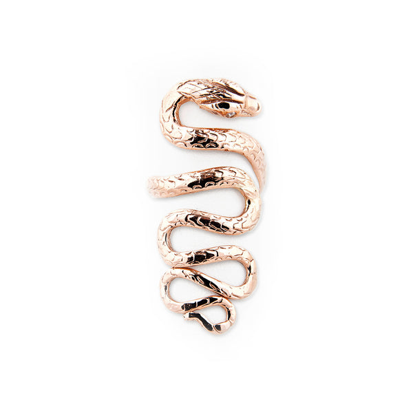 DENIZ SNAKE RING