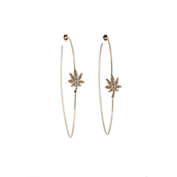 SWEET LEAF HOOPS