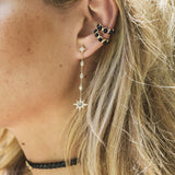 RUBY ETERNITY EAR CUFF