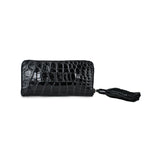 SWEET LEAF CROC CLUTCH