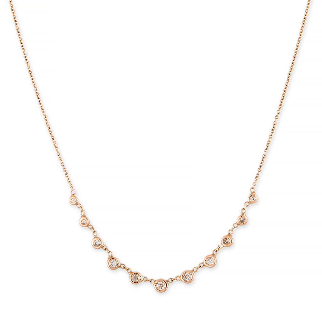 11 DIAMOND EMILY NECKLACE