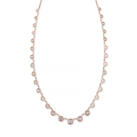 LARGE 31 DIAMOND EMILY NECKLACE