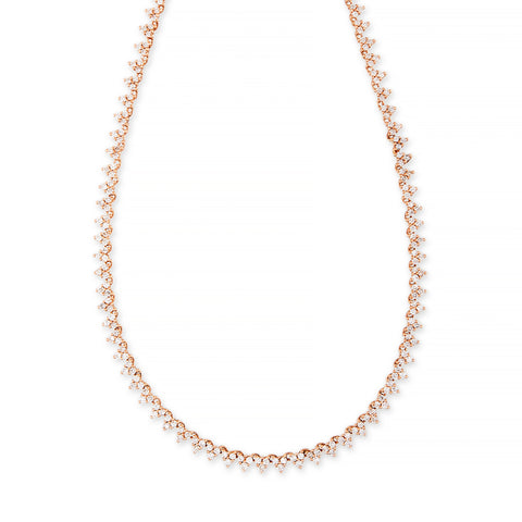 DIAMOND LIZETTE NECKLACE