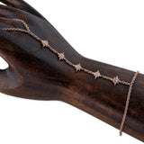 5 SHINING STAR FINGER BRACELET