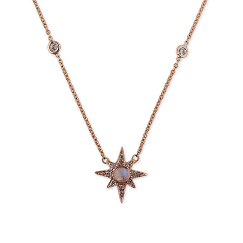 MINI STARBURST NECKLACE