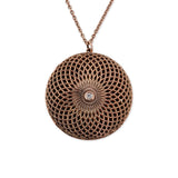 S&H TORUS NECKLACE