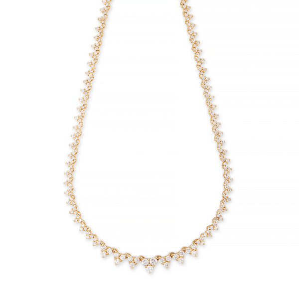 DIAMOND ELIZABETH NECKLACE