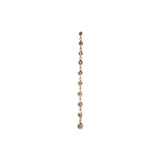 10 DIAMOND DROP STUD EARRING