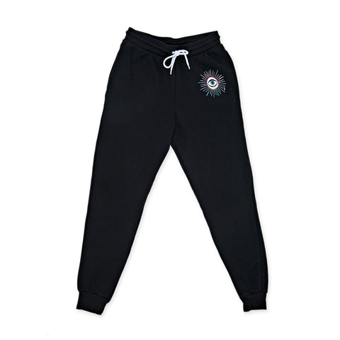 TRIBE EYE BURST SWEATPANTS
