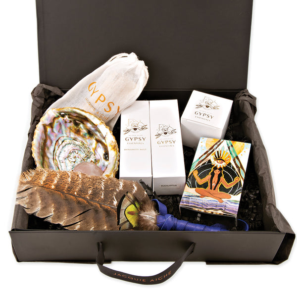 EARTH ENERGY ESSENTIALS GIFT BOX