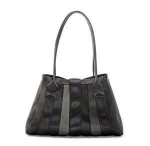 Handbag Black Faded back
