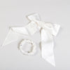 Slip Ribbon - White