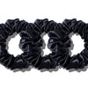 Black Scrunchie Set