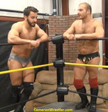 Maverick & Guido Genatto vs. Chet Chastain & Alvin James