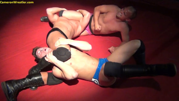 Ace Owens vs. Colin Havok vs. Travis Flash