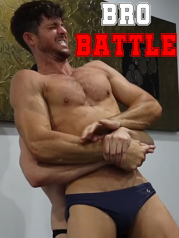 Blake Starr vs. Max Ryder (Bro Battle)