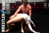 Cameron vs. Miss Gia Love (Mixed Wrestling)