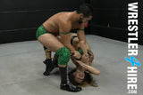 Chase Sinn vs. Nova (Mixed Wrestling)