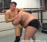 Chet Chastain vs. The Mountain (Squashed)