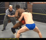 Ethan Andrews vs. Alvin James (Guest Ref)