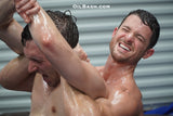Nathan FX vs. Blake Starr (Oil Bash)