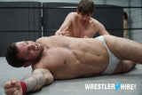 Chace LaChance vs. Ethan Andrews (Back Attack)