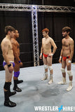 Ethan Andrews & Gabe Steele vs. Matty O'Boy & Zacky Darlin