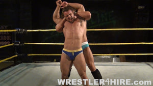 Garrett Thomas vs. Joey Angel