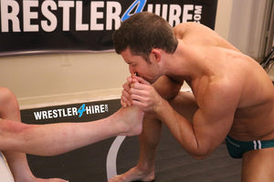 Cam Zagucci vs. Blake Starr (Kiss My Feet)