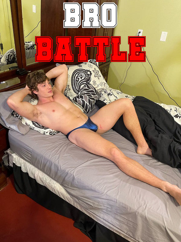 Scrappy vs. Gunnar (Bedroom Battle)