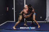 Zach Altovito vs. Joey Nux (Mat Rats)