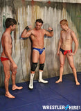 Nick Sparx vs. Matty O'Boy & Zacky Darlin