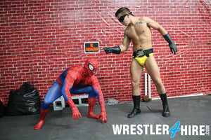 Web Wonder vs. Elite Eliot