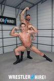 Joey Nux & Elite Eliot vs Xander