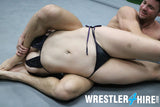 Blake Starr vs. Miss Gia Love (Mixed Wrestling)