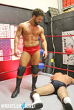 Ronnie Pearl vs. Nick Sparx