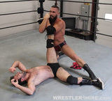 Flash LaCash vs. Zach Reno (Unleashed)
