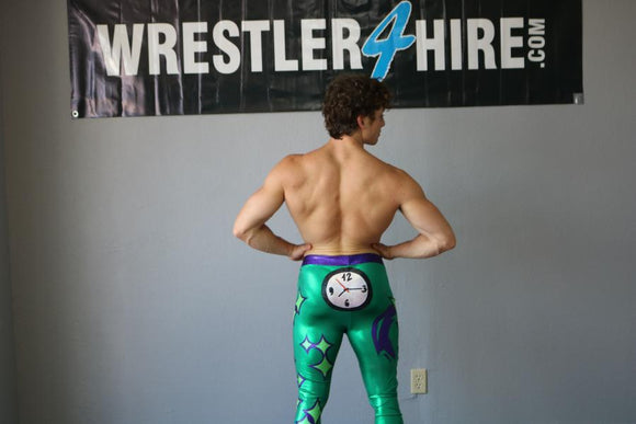 Cameron Custom Pro Tights