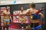 Ronnie Pearl vs. Nick Sparx vs. Tyler Royce (Every Man for Himself)