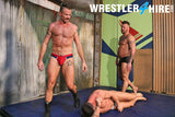 Marco Thunder vs. Jobe Zander & Hugh Hunter (My Nuts, Bro)